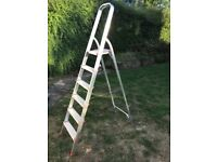 Four Stepladders ! All good condition - bargain