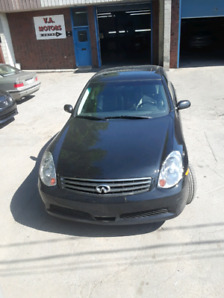 G35 x for sale really low KMs