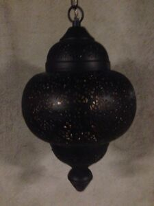 Morrocan lamp for ceiling - small size