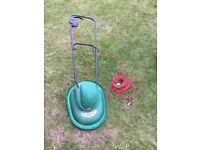Easi-lite Hover Lawnmower, good working condition