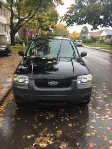 2005 Ford Escape 2.3l fwd