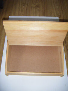 Wood Storage box For sale