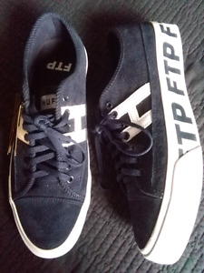 NEW! HUF FTP shoes souliers 9 BRAND NEW
