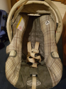 Free Graco Stroller and Car seat