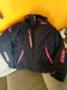 FXR snowmobiling jacket - $300 obo