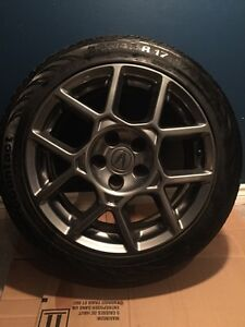 Acura TL type s rims