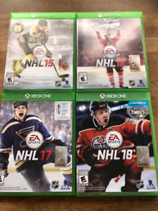 Xbox one NHL