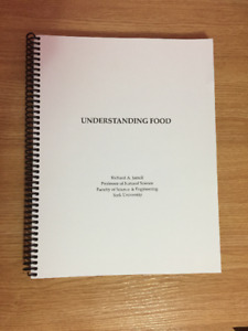 Understanding Food Textbook - York University
