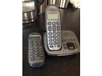 BT freelance phones with answering machine