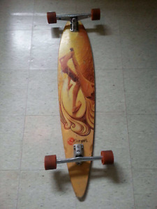 Longboard original pintail 46