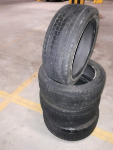 215  45  17 winter tires  made in Japan 100$