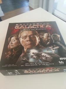 Jeux de société Battlestar Galactica