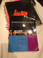 Foundations Critical Thinking, Reading, and Writing