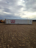 53' Ex Reefer Units! Insulated Sea Containers for Sale.