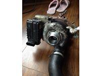 Ford mondeo mk4 1.8 tdci garret turbo 57reg + breaking spares