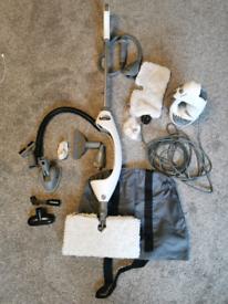 Shark S3901UKJR Lift-away Pro Steam Pocket Mop Grey/White