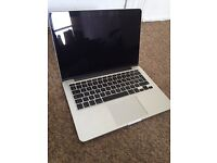 "MacBook Pro Retina 13.3"" 2015 with AppleCare!"