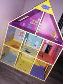 Peppa pig playhouse