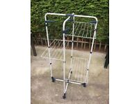 Free-standing airer