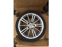 M sport rear alloy wheel e90 e91 318 320 325 330 335