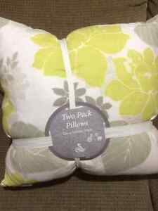 New Indoor/Outdoor Pillows