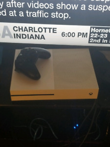 Xbox one s with account for 500