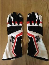 OMP One Evo-K Kart Gloves