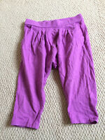 H&M purple harem pants, 2-3 years