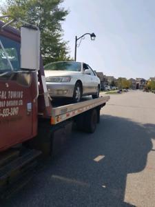 Scrap cars removal