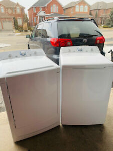 3 years old Frigidaire Washer And Dryer For Sale
