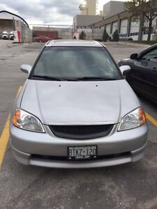 2001 Honda Civic SI V-TECH AS IS $500