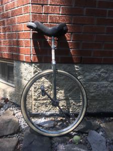 """Unicycle 20"""" Vintage"""
