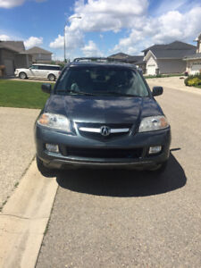 2004 Acura MDX with Tech Package and AWD