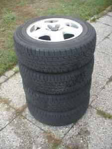 "Gently Used All-Season Tires - 15"", 16"", 17"" Sizes Available"