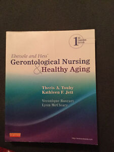 Gerontological Nursing and Healthy Aging Peterborough Peterborough Area image 1