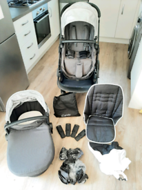 ICandy Peach Travel System (RRP 850£)