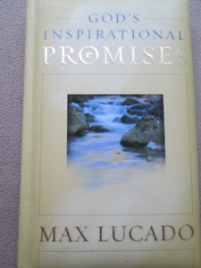 """""""God's Inspirational Promises"""" by Max Lucado"""