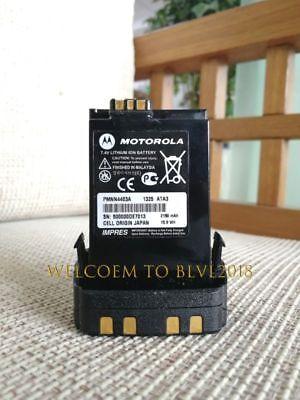 OEM MOTOROLA APX 6000 7000 8000 BATTERY PMNN4403 2150mAh Li-ion IMPRES RADIO (Motorola Radio Battery)