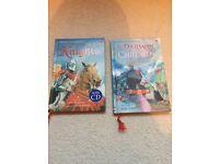 Usborne Books: Knights & Railway Children