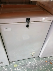 Small chest freezer with 3 months warranty at Recyk Appliances