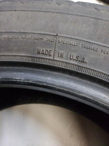 P235/50R18 Goodyear Ultra Grip Ice winter Tires. Set of 4.