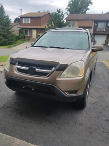 HONDA CR-V 2003 AWD