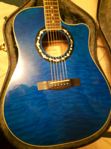 Mint Fender T-Bucket acoustic for sale