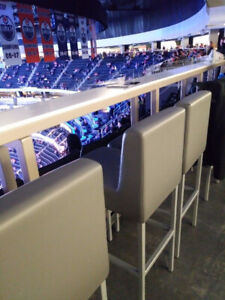 2 or 4 DRINK RAIL SEATS FOR TOMORROW'S OILERS GAME vs COLUMBUS
