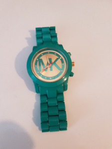 Beautiful Michael Kors watch.