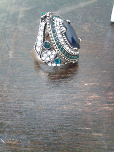 Turkish style ring size 7 at Second Stage