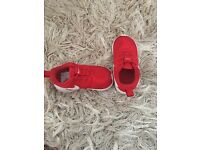 Boys or girls Nike trainers