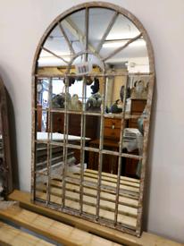 Small Garden Mirror - Brand New 60cm tall