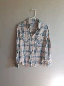 Size small: Button up from Bootlegger - $10