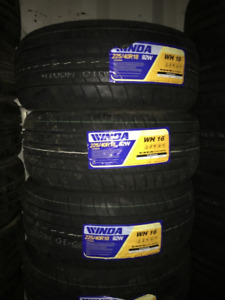 NEW WINDA ALL SEASON 225/40R1892WWH16 SET OF 4 80,000 WARRANTY